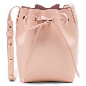 Mansur Gavriel mini mini calf bucket bag